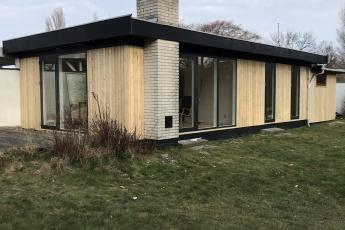 Antracitgrå Rationel vinduer og døre